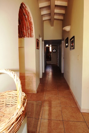 42Picudas Hallway