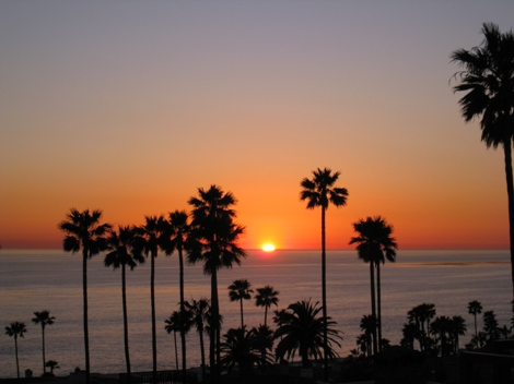Casa_Delfin_Las_Gaviotas_sunset upper_deck