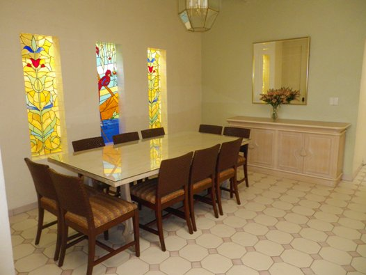 Dining Room-la-dulce-vida 16 March 2013