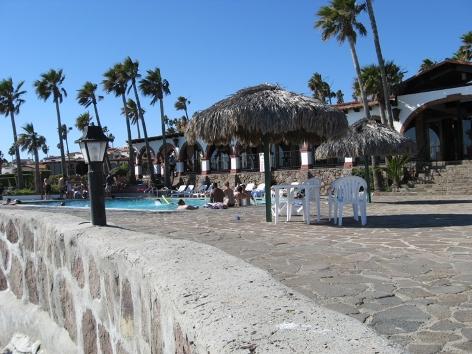 DulceVida50 Pool Area