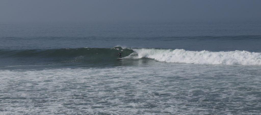 Surfing Las Gaviotas