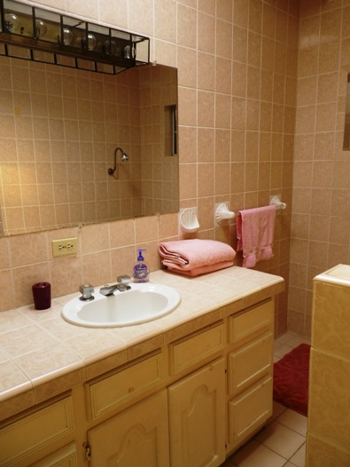 la dulce vida Hall Bathroom