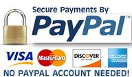 Click to pay using PayPal!